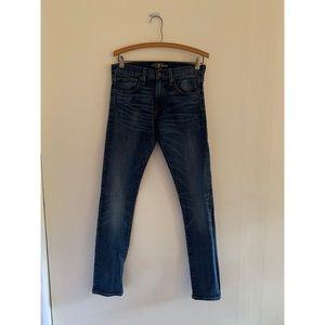 Lucky Brand 110 Skinny Jeans